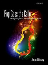 Pop Goes the Cello: Aaron Minsky - Range of Pop and Rock styles for Cellists