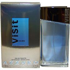 Azzaro Visit  EDT for Men 100ml | Genuine Azzaro Men's Perfume