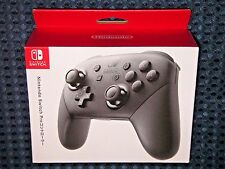 NEW Nintendo Official Switch Pro Controller for Console System Joy Con JAPAN F/S
