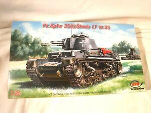 1/35 MPM Production German Panzer Kpfw 35t Skoda LT vz 35 Tank # 35006