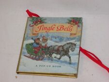 Jingle Bells by Ariel Books and Ariel Books Staff (1995, Hardcover) Pop Up Book
