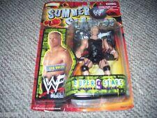 WWE Jakks Wrestling Figur Summer Slam 99 OVP signiert Hardcore Bob Holly DWA WWE