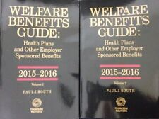 Welfare Benefits Guide: Health Plans and Other Employer Sponsored Benefits, 2015