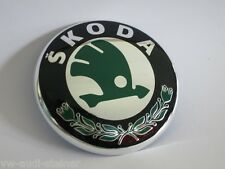 NEU Skoda Yeti Logo Emblem Schriftzug für Heckklappe 5L0853621 MEL