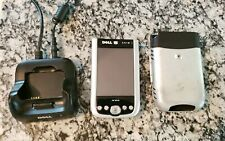 Dell Axim X50 Pda with Accessories, Cradle Charger , Case and Wall charger