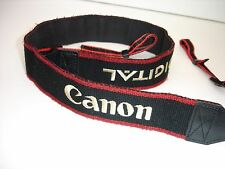 CANON EOS Digital CAMERA NECK STRAP for A2 T5 T6 5D 70D 60D 7D T4i MARK ..#01510
