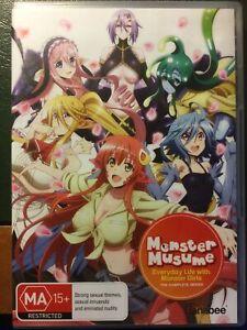 Monster Musume - Everyday Life With Monster Girls| Australian Release Like New