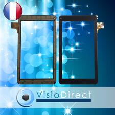 """Vitre ecran tactile pour Archos 70C Neon 70C Cobalt 70 Neon Plus 7"""" noir"""