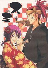 Bleach Doujinshi Dojinshi Comic Renji x Rukia Jet Black Ink Honeycanon Honey Can