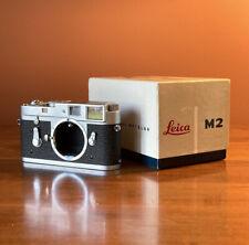 1963 LEICA M2 with L-seal & Original Box