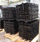 Star Pickets BLACK HEAVY Steel Fence Post 1350mm/135cm 10 pack