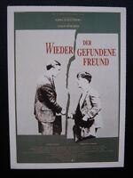 Filmplakatkarte / moviepostercard  cinema  Der wiedergefundene Freund J.Robards