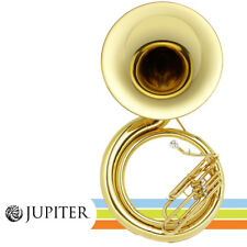 NEW Jupiter JSP1100 Key of BBb Lacquer Brass Qualifier Sousaphone with Hard Case