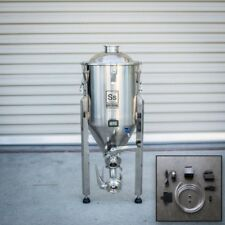 Ss Brew Tech 7 Gallon BrewMaster Edition Fermenter Chronical Conical w Chilling