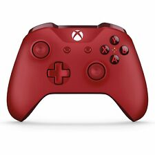 Microsoft Xbox One Wireless Controller Red WL3-00027
