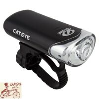 CATEYE HL-EL130 FRONT BLACK BICYCLE HEAD LIGHT