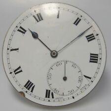 High grade Tacy Watch co ADMIRAL Pocket watch movement  swan neck regulator