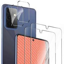 Schutzfolie Für Samsung Galaxy A52s 5G Hart Glas Folie Kamera SchutzFolie