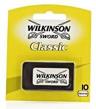 Wilkinson Sword Classique double bordure (de) lames de rasoir - Paquet blister