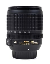Nikon AF-S Nikkor 18-105mm 1:3.5-5.6 G ED DX VR