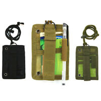 Valid Tactical ID Card Case Patch Neck Lanyard and Credit Card ID Card Holder