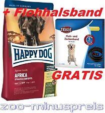 Happy Dog AFRICA 12,5kg, f.alle anspruchsvollen Feinschmecker, Strauß u.Kartoffe