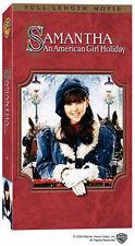 Samantha: An American Girl Holiday VHS Video NEW - AnnaSophia Robb, Mia Farrow