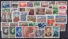 RUSSIA 1950 Complete Year Set MNH 100% Original Gum