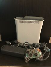 XBOX 360 60GB HDD White With One Controller ( Tested ) L@@K