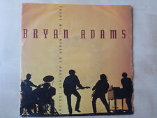 "BRYAN ADAMS ""THERE WILL NEVER BE ANOTHER TONIGHT"" RARE 7"" VINYL"