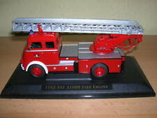 Yatming 1962 DAF A1600 Fire Engine Fighter Bombero Zaanstad Amsterdam1:43