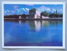 Marrakech La Menara Postcard (P226)