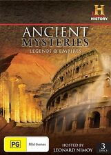 Ancient Mysteries (DVD, 2010, 3-Disc Set) - Region 4