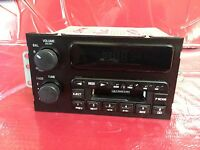 1998-2003 BUICK CENTURY/ REGAL/ ROADMASTER OEM AM/FM  RADIO CASSETTE