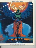 Marvel Graphic Novel #11 ~ Void Indigo ~ Near Mint NM (9.4)