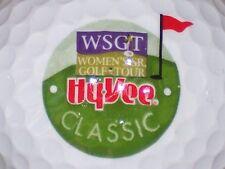 (1) Hyvee Classic Womens Senior Tour Wsgt Logo Golf Ball