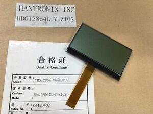 HDG12864L-7-Z10S Hantronix, 128x64 Dots Graphic LCD Display w/ LED Backlight