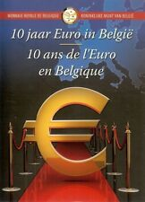 Belgie 2 euro 2012 UNC, 10 jaar euro in folder