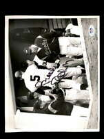 Brooks Robinson PSA DNA Coa Hand Signed 8x10 Vintage 1964 Photo Autograph