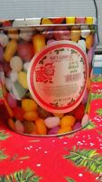 Vintage Christmas Tin Candy Bucket/Pail General Can Co., Inc.