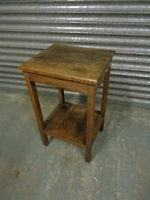 Oak Country Less than 30 cm Width Tables