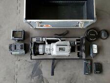 New ListingSony Dcr-Vx1000 Camcorder - Gray with fisheye