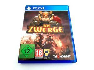 Die Zwerge / Sony Playstation 4 / Ps4