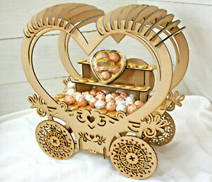 A278 CANDY CART small donut doughnut holder wedding party candy bar sweet table