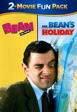 MR. BEAN'S HOLIDAY/BEAN the Movie Two Pack NEW DVD Sealed Package NWT Universal