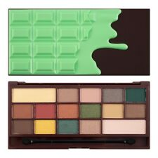 Makeup Revolution Eyeshadow Palette I Heart Chocolate Mint Chocolate