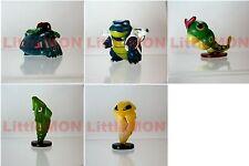 B#002] 5x Pokemon Figures 4-5cm: Ivysaur Blastoise Caterpie Metapod Kakuna