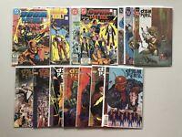 Lot of 14 Doom Patrol (1987 2nd Series) from #1-74 VF Very Fine