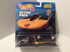 Hot Wheels 1998 Action Pack Miniature Solar Racing Vehicle California State