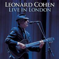 Leonard Cohen - Live In London [New Vinyl LP] 180 Gram, Download Inser